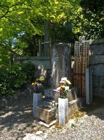 Ito Jakuchu Gravesite